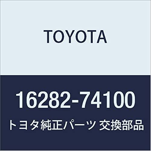 Genuine Toyota 16282-74100 Discount is also underway Hose By-pass Max 86% OFF Water