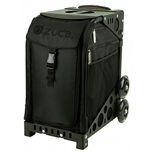 Züca Stealth mit schwarzem Rahmen