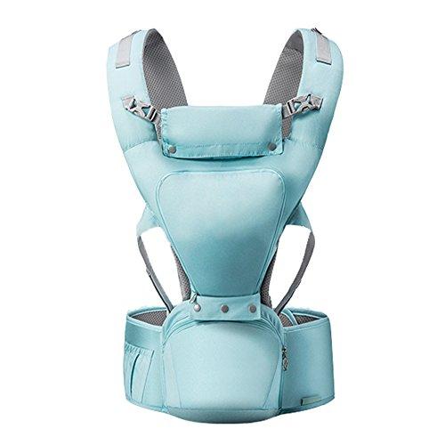 SJJL Porte-bébé Multifonctionnel portatif Multifonctionnel de bébé Porte-bébé élégant (Couleur : A)