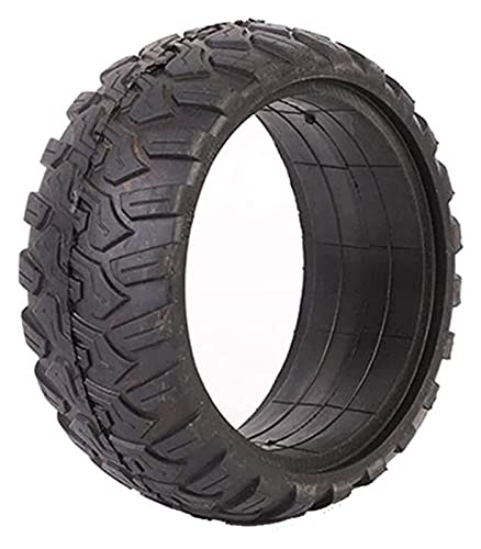 WYDM Neumáticos de Pedal Neumáticos de Scooter eléctrico, Neumáticos sólidos a Prueba...