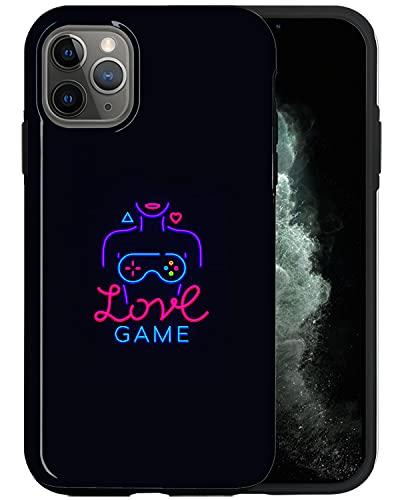 JUSPHY - Carcasa para iPhone 12 Pro, Love Game SHU013_5, diseño de moda, diseño de moda, accesorios para teléfono