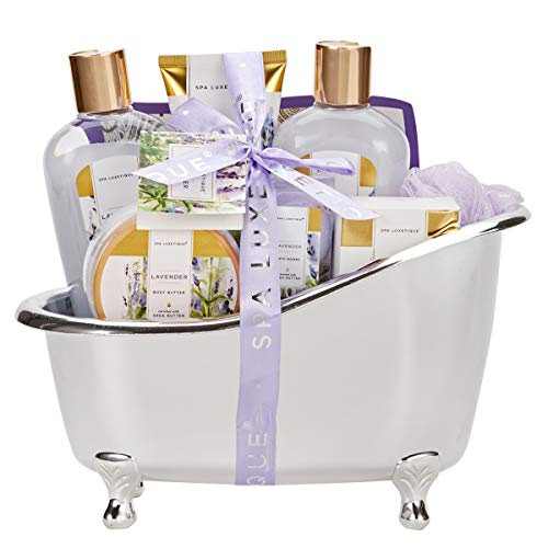 Spa Luxetique Spa Gift Baskets f...