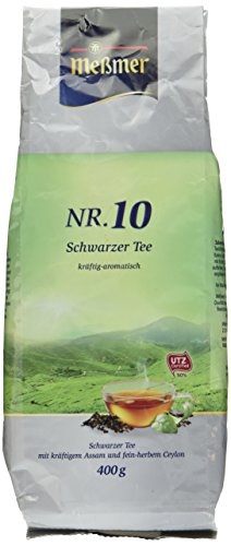 Meßmer Nr. 10 Schwarzer Tee, 400 g Packung