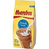 Marabou Drink Powder 450 g – Die erste Marabou zum Trinken – Schoko Getränkepulver für Genuss auf Schwedisch – Schokolade zum Trinken für heiße und kalte Milch, Eis, Desserts und Milchshakes