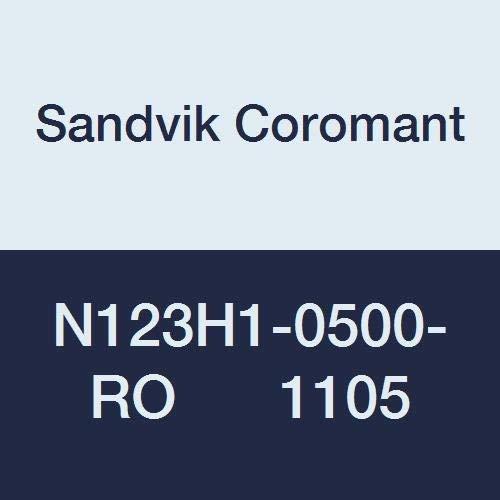 Sandvik Coromant N123H1-0500-RO 1105 CoroCut Superior Pr 1-2 Discount is also underway for Insert