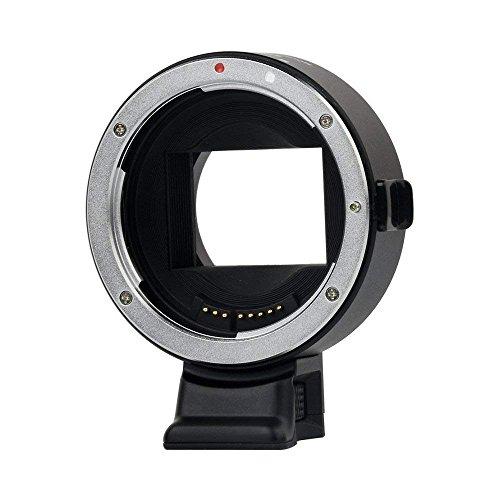 Viltrox EF-NEX IV Auto Messa a fuoco obiettivo Adattatore per obiettivo Canon EF EF-S a Sony E Mount A6300 A6000 A5100 A5000 A3000 NEX 7/6/5N/5R/3/A7 II A7R A7RII A7SII
