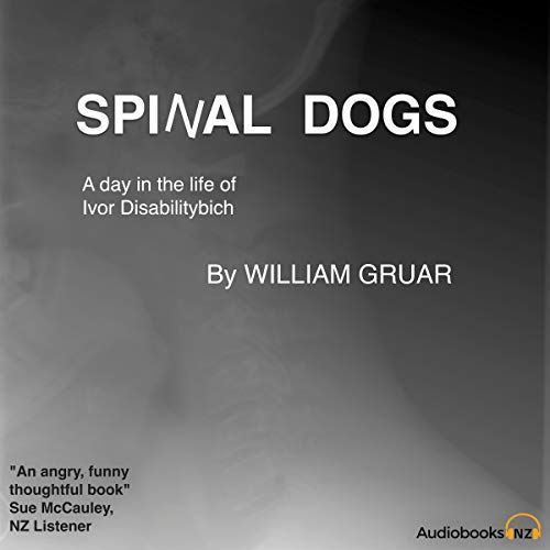Spinal Dogs audiobook cover art