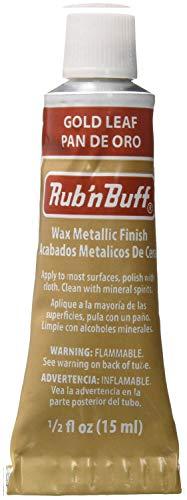 Rub 'n Buff Metallic Gold Leaf