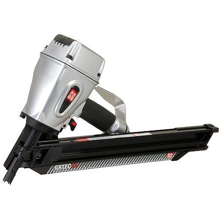 3-1//4-inch Grip-Rite GRTFR83 RH Short-Body 21 Degree Framing Nailer