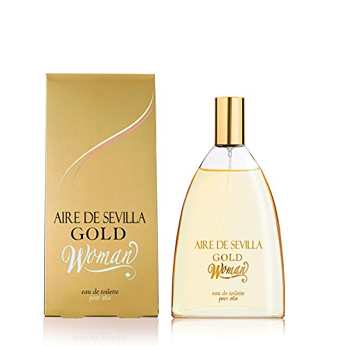 Aire de Sevilla Gold - Perfume Mujer - 150 ML