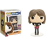 Funko Pop Television : Doctor Who - Clara (Summer Convention Exclusive) 3.75inch Vinyl Gift for TV F...