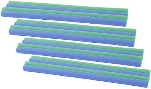 Hudora Hudora Ersatz Schaumstoffrohre mit 25/26mm Innendurchmesser für bis zu 8 Stangen (16 Stück)