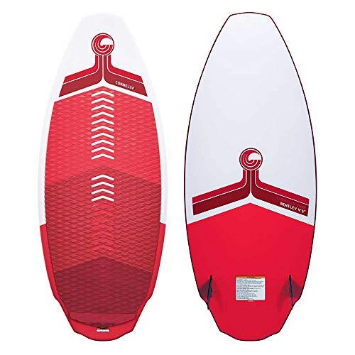CWB Connelly Bentley Wakesurf Board 4'9', Hybrid Shape w/Twin Fins