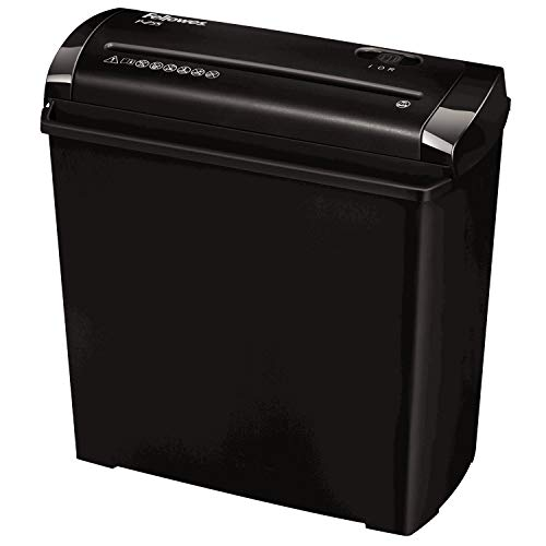 Fellowes 4701001 Destructeur de document P-25S - Coupe...
