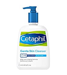 Cetaphil Gentle Cleanser for All Skin Types