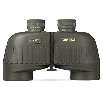 Steiner 2663 M50r Military 10x50r Binocular with SUMR Ranging Reticle by Sports Service