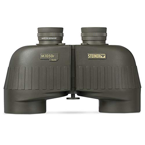 Steiner Military Binoculars, Military-Grade Precision and Optical Clarity, 10x50