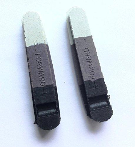 carbonenmy - 2 pares de pastillas de freno para Shimano avid Scram...