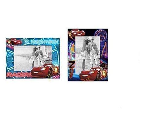Générique Cadre Photo à Thème Disney Cars pour Enfants - 13x18 cm - CAC301612