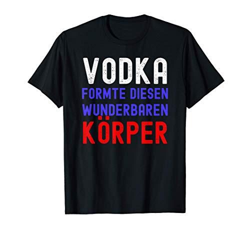 Wodka - Russischer Vodka - Russe T-Shirt