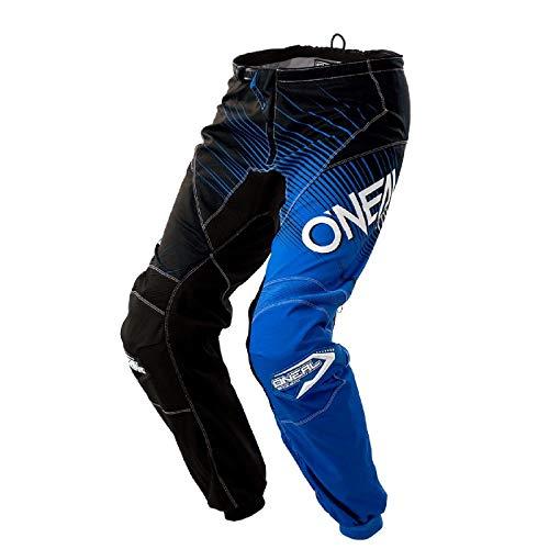 O'NEAL Element Racewear MX DH MTB Pant Hose lang schwarz/blau 2018 Oneal: Größe: 34 (50)