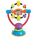 Tigex hochet ventouse pour chaise haute avec jouet à faire tourner, à partir de 3mois
