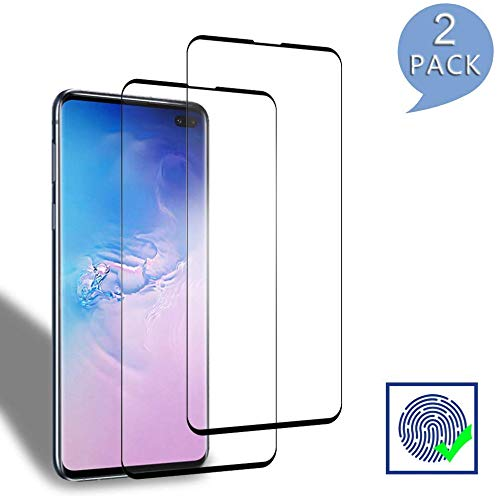 Galaxy S20 Ultra HD Clear Screen Protector+Camera Lens Screen Protectors, [2 Pack+1 Pack] [Ultrasonic Fingerprint Compatible] [Anti-Scratch] Nano Full Coverage Screen Protector Cover Shield