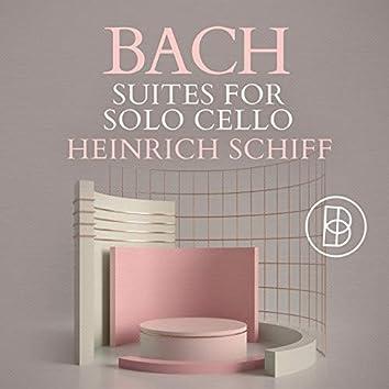 Bach: Suites for Solo Cello
