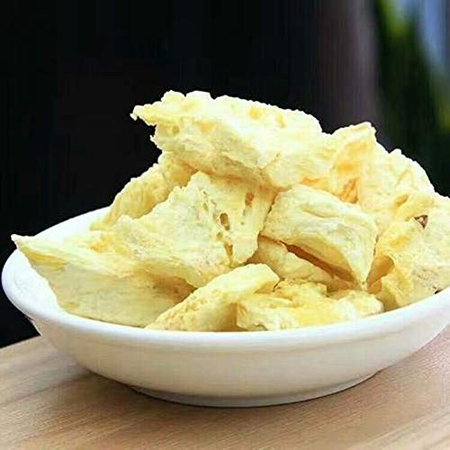 Glorious Inheriting Asiatischer Ursprung gefriergetrocknete Ananas aus knusprigem Stück mit Netzbeutel von 1KGS / 1,000 gramm