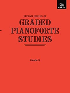 Graded Pianoforte Studies, Second Series, Grade 3