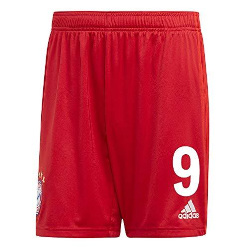 adidas FCB FC Bayern München Hose Home Heimshorts 2019 2020 Kinder Lewandowski 9 Gr 164