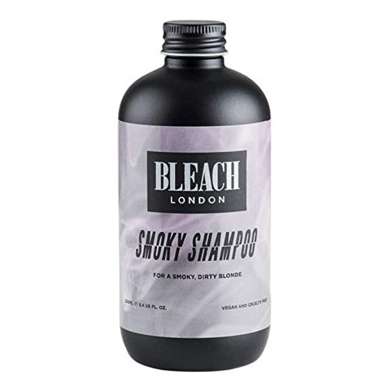 エリートクラブレンディション[Bleach London ] 漂白ロンドンスモーキーシャンプー250Ml - Bleach London Smoky Shampoo 250ml [並行輸入品]