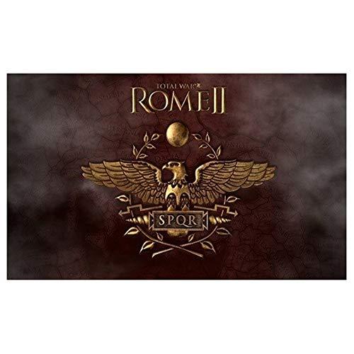 Wgd 3ftx5ft Römisches Reich Senat Und Volk Von Rom-Flagge, Rom Polyester Flagge, Aktivität Und Home Banner Dekoration (Color : #3)