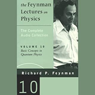 The Feynman Lectures on Physics: Volume 10, Basic Concepts in Quantum Physics cover art