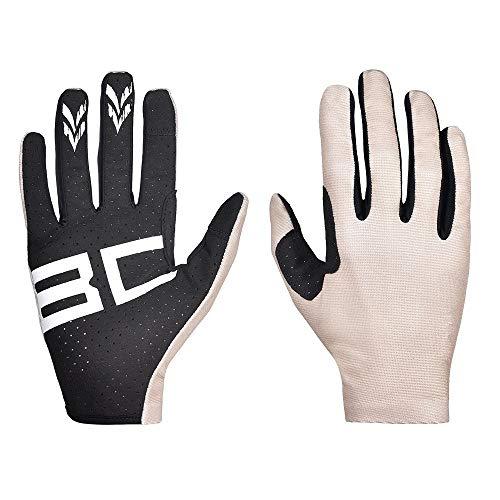 Miwaimao deportes al aire libre ciclismo dedo largo guantes fitness escalada a pie, camuflaje desierto, M