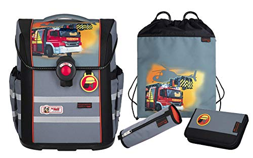 McNeill Ergo Mac Set 4-teilig Firefighters