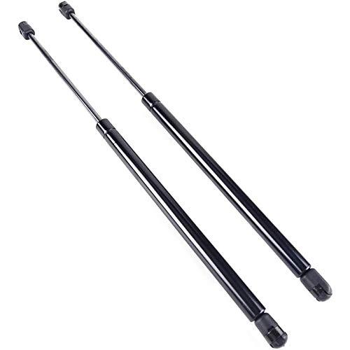 XHULIWQ 2 Stück Heckklappen-Stoßdämpfer Hubstrebenstütze, für Toyota Yaris Schrägheck 1999-2005