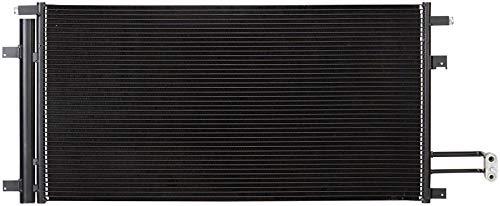 Sunbelt A/C AC Condenser For Chevrolet Silverado 1500 GMC Sierra 1500 4283 Drop in Fitment