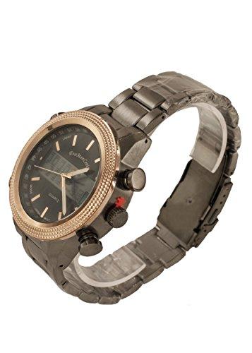 Reloj Eve Mon Crois Negro Oro