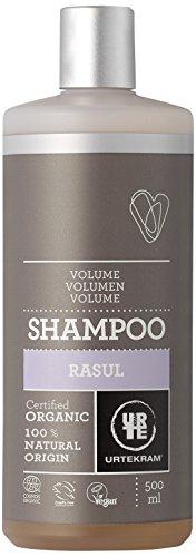 Urtekram Rasul Shampoo BIO, Volumen - für feines oder fettiges Haar, 500 ml