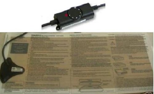 Calesco Full Watt Hard Side Waterbed Heater