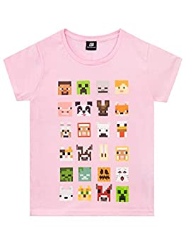 Best minecraft girls shirt Reviews