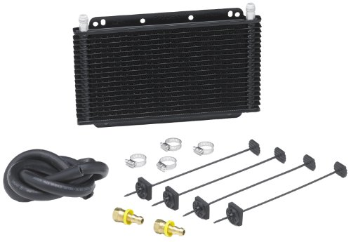 Hayden Automotive 687 Rapid-Cool Plate and Fin Transmission Cooler