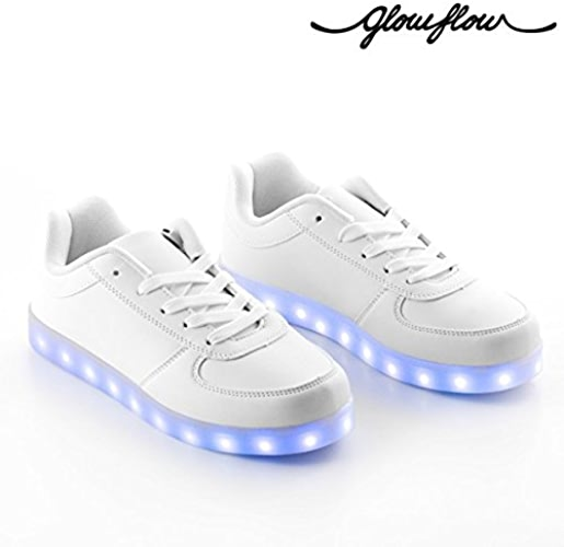 Eurowebb Paire de Basket à Semelles Lumineuses LED Taille des Chaussures - 41