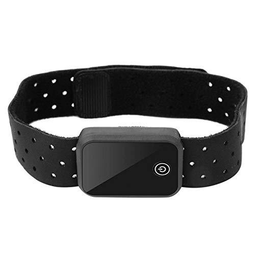 Fitness Arm Strap Monitor Frecuencia Cardíaca Monitor de frecuencia cardíaca Correa de brazo recargable 10.2x1inch