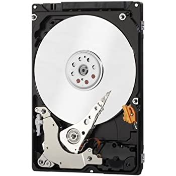 WD Blue 500GB  Mobile Hard Disk Drive - 5400 RPM SATA 6 Gb/s  7.0 MM 2.5 Inch  - WD5000LPVX