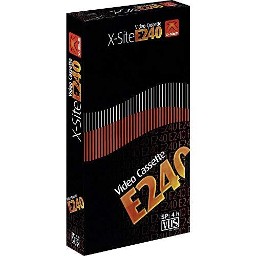 Videocassette VHS 240 Min