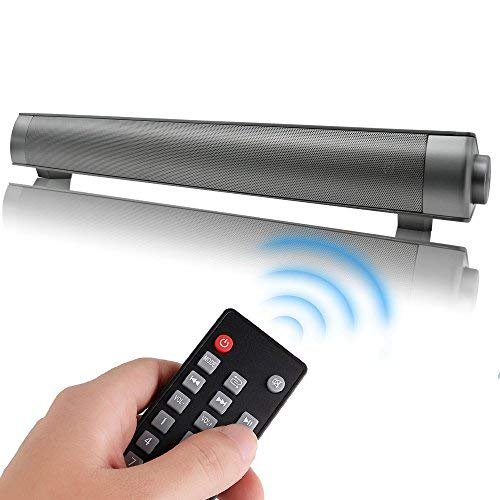 Soundbar LP-08 2.1 Channel USB MP3 Player Bluetooth...