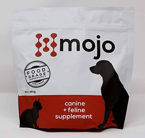 Top 10 best selling list for mojo joint supplement for dogs