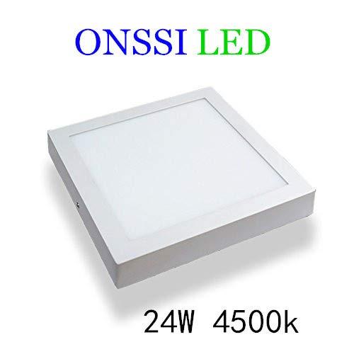 Plafón LED Cuadrado 30x30 cm